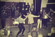 The Funky Frankles + Giros Dance